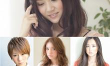 丸顔・ベース・面長…顔型をチャームポイントに♡【顔型で見る】似合うヘアスタイル集