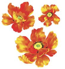 夏にもぴったりな花柄!流行のボタニカル柄ネイル特集!