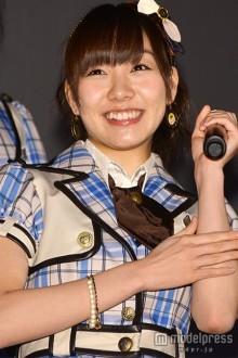 SKE48須田亜香里、総選挙順位発表「努力不足でした」と涙