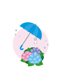 じめじめ梅雨でもネイルを楽しもう♪