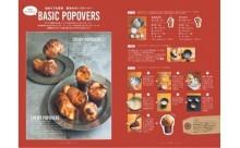 NYやハワイで大人気!注目スイーツ「ポップオーバー」のレシピ本発売