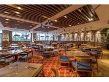 最新施設「品川シーズンテラス」にオープンした「ロサンジェルスバルコニー テラスレストラン&ムーンバー」がとにかくオシャレ!