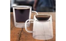 """コーヒーorエスプレッソ?1つでどちらも楽しめる""""2WAYマグ"""""""