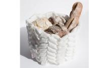 パンの美味しさが長持ち!ヘンプ100%のブレッドバスケット