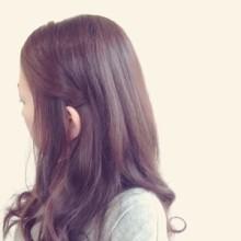 あえての「ピッチリ前髪」で、いつもと雰囲気を変えてみる