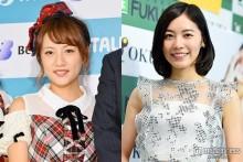 """高橋みなみ、""""SKE48専任宣言""""の松井珠理奈にコメント"""