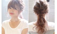 【根元プリン】は簡単アレンジで誤魔化せる♡「伸びかけヘア」に使いたいアレンジまとめ!