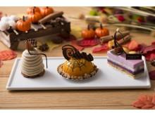 「秋の実りフェア」開催!芋、栗、南瓜…、旬の味覚の大人スイーツ&ドリンクが楽しめる!!