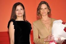 黒木メイサ「私はただのファン」憧れの米女優との対面に感激