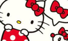 みんなが大好きなキティちゃんをネイルでもしてみよう♡