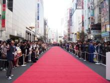 109から2ショップが参加! 渋谷の路上ファッションショーに豪華ゲストも登場!!