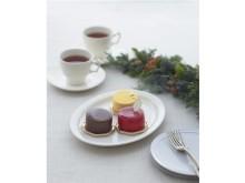 お得に試食?新作クリスマスケーキがひと足早く、パティスリー キハチ「ノエルBOX」発売