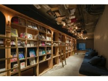 池袋に「泊まれる本屋」が11月5日オープン!!本屋ならいつまでもいられるあなたは要チェック