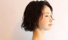 """【この冬】""""量産型女子""""はNG⁉冬に人気の「暗髪」✖「ボブ」で個性派可愛いを作る♡"""