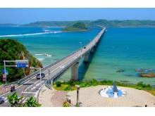 日本には素敵な橋がこんなにあった!!日本の橋ランキング1位に選出されたのはCMにも登場の山口・角島大橋