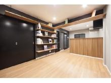 本に囲まれ本と暮らす賃貸居室「THE BOOK LIFE」で図書館のような空間に住んでみよう!!