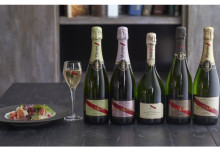 ビンテージからロゼまで!5種のマリアージュに酔うKIHACHIのシャンパンディナーが予約受付開始