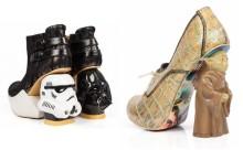 ダース・ベイダーやヨーダが靴に?「スター・ウォーズシューズ」が斬新すぎる