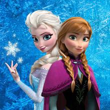 まだまだブームはとまらない♪2015年もアナ雪ネイルで冬を楽しもう♪