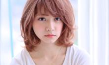 斜め前髪が大人っぽい♡伸ばしかけでも自然に決まる『斜め前髪』のヘアスタイルと作り方