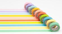 あえて塗らないのがトレンド!マスキングテープで簡単に作れる♡「くり抜きネイル」のやり方♡