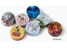 スチームクリームに2015年のディズニー限定デザイン缶7種をまとめた豪華セットが発売!!