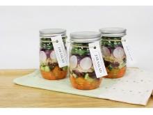 日々の習慣やクリスマスの食卓に野菜の彩りを!「Salad Cafe」が髙島屋日本橋店に期間限定オープン