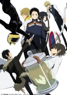 TVアニメ『 デュラララ!!×2結 』2016年1月9日より放送開始
