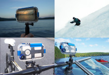もうGoProは不要!?iPhoneがアクションカメラになる万能ケースがすごい