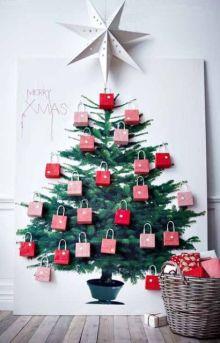 少しだけ取り入れる♡控えめクリスマスネイル2015