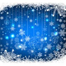 冬は雪の結晶のふんわり可愛いネイルデザインで可愛さ120%にアップさせよう♡