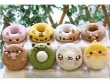 東京チョコレートショー「ことりカフェ」ブースに愛らしい「イクミママのどうぶつドーナツ」が出品決定!!