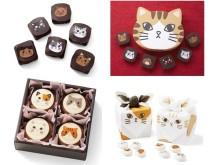 ツンデレにゃんの表情がかわいすぎる、今シーズンの「猫チョコ」ウェブ予約が始まってるよ!