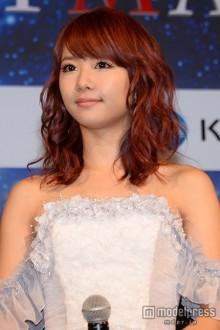 E-girlsリーダーAya、3年連続紅白出場決定に感激「夢の舞台へ…」