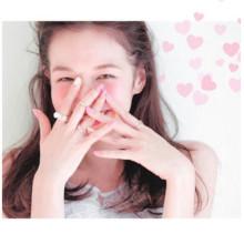 キラリ、モテネイル♡指輪モチーフのリングネイルでロマンティックな指先♡
