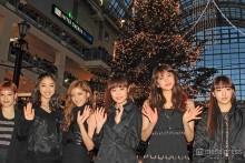 E-girls、クリスマスの予定を明かす「ワクワクしています」