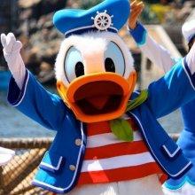 大好き♡ディズニーの人気キャラクター「ドナルド」をネイルに取り入れよう!