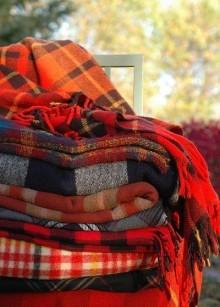 寒い季節にぴったりな『ブランケットネイル』に注目♡