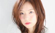 最旬ミディアムヘアカタログ♡女っぽヘアなら絶対鎖骨レングスがイマドキ!