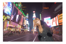 """No.1キャバ嬢モデル兼社長""愛沢えみり、超ゴージャスNY旅行で決意新た「人生っておもしろい」「頑張れば何でも叶いそう」"