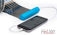 """まるで巻物!?世界最小の""""携帯ソーラー充電器""""がすごい"""