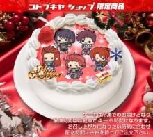 あのテイルズがクリスマスケーキになって登場!!