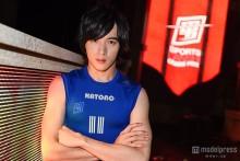 上遠野太洸「運動できないイメージ覆せたら」<『最強スポーツ男子頂上決戦』出場選手を直撃>