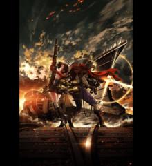 発表から1年、ノイタミナ新作アニメ『 甲鉄城のカバネリ 』最新PV&キャスト公開