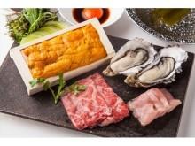 なんと「雲丹(うに)」をしゃぶしゃぶ?!「MAIMON GINZA」の贅沢鍋2種がスゴすぎる!!