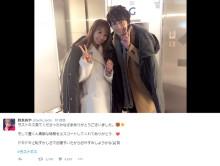 鈴木あや、仮面ライダー俳優と理想のクリスマスデート&キス「ずっとしてたかった」