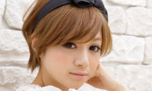 【アレンジ解説】カチューシャが可愛い♡ショートヘアで作る小物アレンジ!