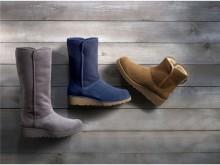 比類なき心地良さと贅沢な暖かさはそのままに、UGG®の定番ブーツが、すっきりスリムに進化!