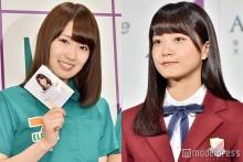 乃木坂46高山一実、深川麻衣の卒業発表に「さみしいよ」