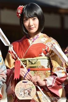乃木坂46生駒里奈、深川麻衣の卒業発表にコメント